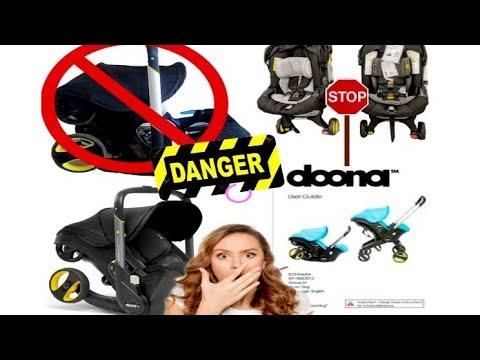 Doona Carseat/stroller