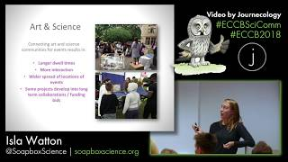 Soapbox Science: Putting Women in Science on a Stage