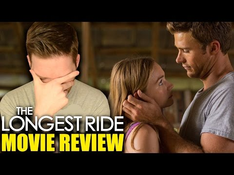 The Longest Ride - Movie Review