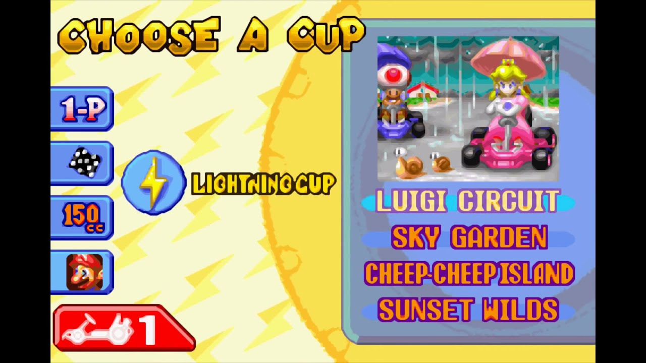 Mario Kart Super Circuit Gangnam Style Data Wiring Diagrams Ogo Diagram Special Cup Electricity Rh Casamagdalena Us