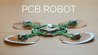 PCB Robot - Can it walk?