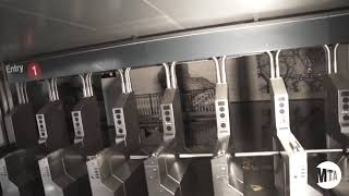 Sandy's Aftermath - NYC Subways Submerged | Raw Video