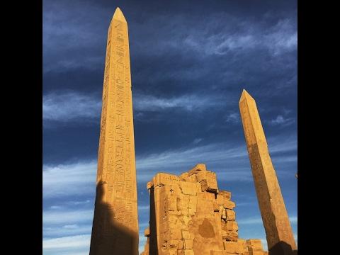 VISITING LUXOR, EGYPT!!!