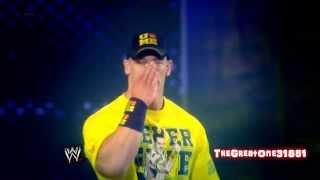 WWE John Cena Custom Titantron 2013 (1080p HD)