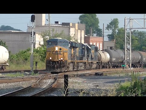 Diamond Town Dalton: Where CSX and Norfolk Southern Meet, Cartersville - Dalton, GA, 06/13/2016