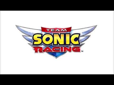 Market Street (Rooftop Run Remix) - Team Sonic Racing Extended