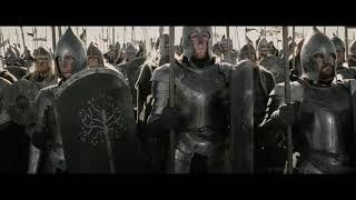 Глашатай Саурона встречает армию Запада. Властелин колец- Возвращение короля