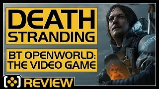 Death Stranding is unlike anything you've played | Review