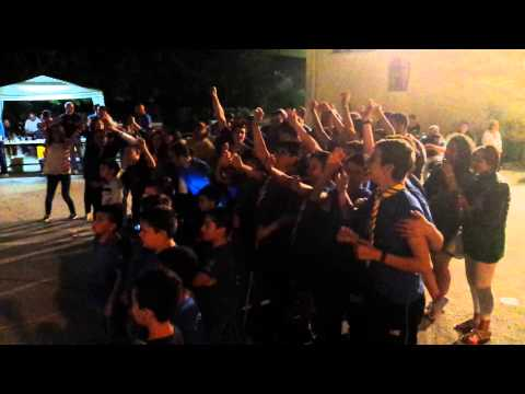 Marsa Scouts Group Weekend Camp 2015 Karaoke