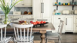 Discover The Formula For A Sophisticated Cottage Makeover