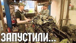 РУССКИЙ ХАММЕР SWAP #4 ПЕРВЫЙ ЗАПУСК ПАРТИЗАНА