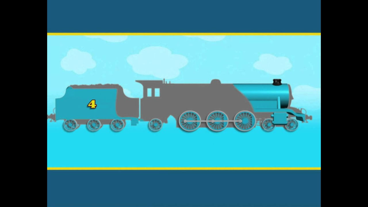 Nombra A La Locomotora Thomas Amp Friends Latinoamerica