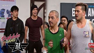 Bubble Gang: Search for the bank holdaper