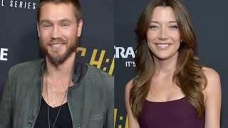 Newlywed Chad Michael Murray's Wife, Sarah Roemer, Is Pregnant!