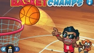 Basket Champs Game Walkthrough | Sports games