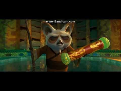Download Kung Fu Panda Revealing the dragon scroll scene