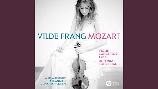 Violin Concerto No. 1 in B-Flat Major, K. 207: III. Presto