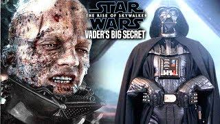 The Rise Of Skywalker Vader's Big Secret Changes Everything! (Star Wars Episode 9)