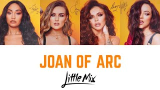 Little Mix - Joan Of Arc Snippet (Color Coded Lyrics Eng) Video