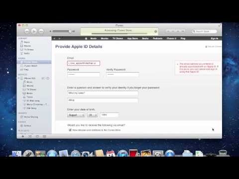How to Create apple ID free user (Account USA) without Visa card