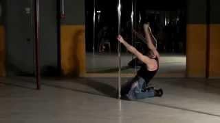 Иван Жидков. Pole Dance Exotic. Improvisation