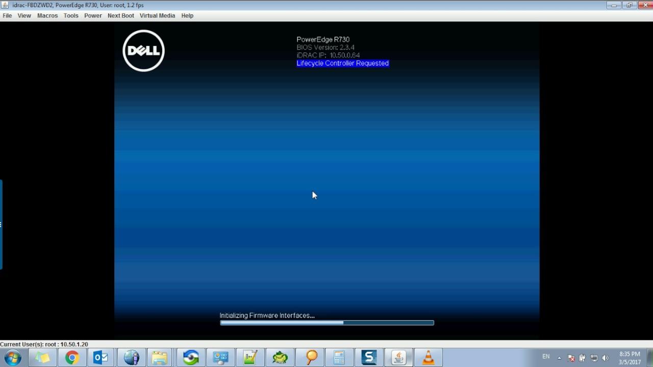Check Hardware component For Dell Server