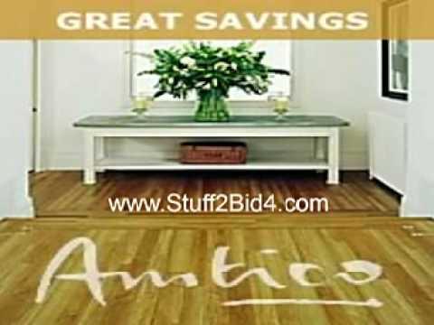 Amtico Classic Oak Flooring Surplus Stock Ebay Uk Blow Out Youtube
