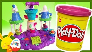 Jouet Play Doh - Le Royaume des Glaces - Titounis - Touni Toys