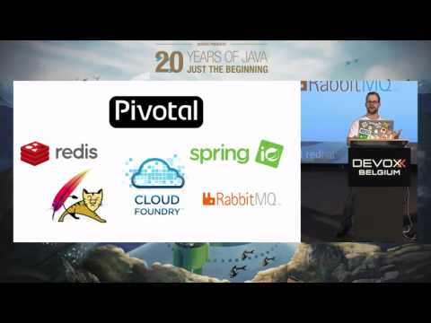 Getting started with Spring Cloud by Josh Long