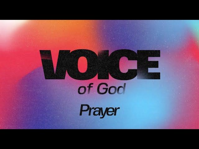 Voice of God: Prayer