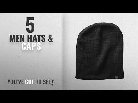 Eddie Bauer Hats & Caps [ Winter 2018 ]: Eddie Bauer Mens Haven Beanie, Black ONESZE