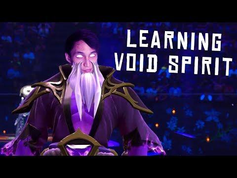 LEARNING THE VOID SPIRIT (SingSing Dota 2 Highlights #1475)