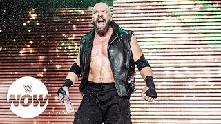 Triple H will battle Jinder Mahal this Saturday in India: WWE Now