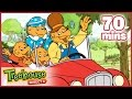 The Berenstain Bears | Top 3 Episode Compilation ! | Funny Cartoons By Treehouse Direct