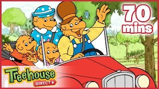 The Berenstain Bears Top 3 Episode Compilation Funny Cartoons By Treehouse Direct