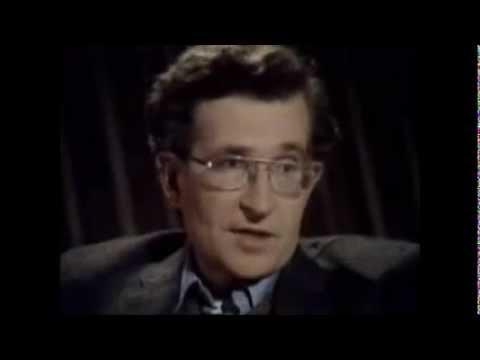 Noam Chomsky on Liberalism