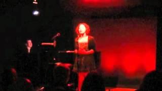 Erica Villani singing