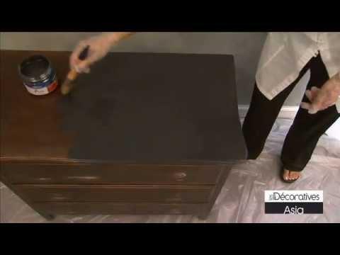 Peinture les d coratives asia sur youtube - Peinture les decoratives ...