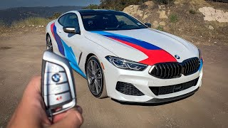 What It's Like To Drive The 2020 BMW M850i (POV)!