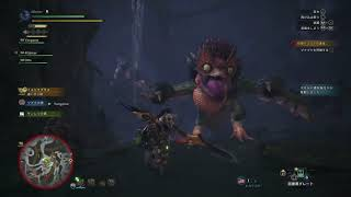MH World: Gameplay Kulu-Ya-Ku et Pukei-Pukei en Forêt Ancienne