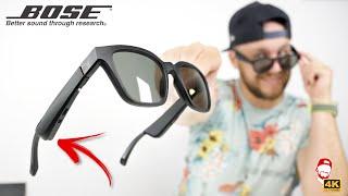 ☀️ Bose Frames jsou brýle s vlastními repráky! | WRTECH [4K]