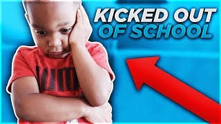 Download HE GOT KICKED OUT OF SCHOOL **permanently** Mp3 and Videos