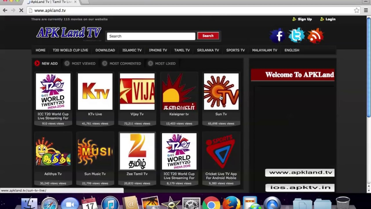 SUN TV WATCH LIVE STREAMING ONLINE FREE OTHER TAMIL ...