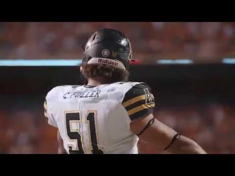App State Football Hype Video 2017