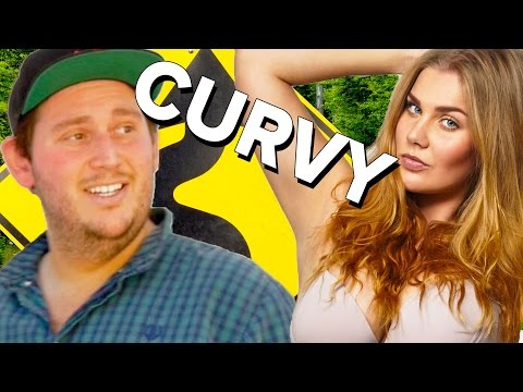 """What Is The Male Equivalent Of """"Curvy""""?"""