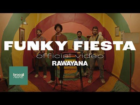 Rawayana - Funky Fiesta feat. José Luis Pardo (Dj Afro) | Video Oficial/Official Video
