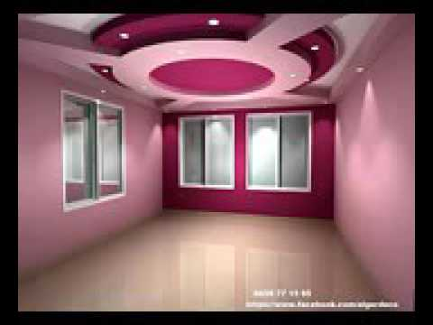 album decoration les chambres en placoplatre ba13 alger algerie youtube youtube. Black Bedroom Furniture Sets. Home Design Ideas