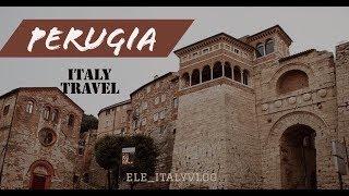 Путешествие по Италии. Перуджа (Perugia).
