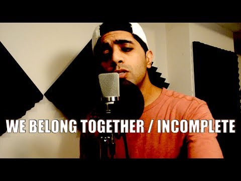 Mariah Carey - We Belong Together / Sisqo - Incomplete MASHUP / COVER