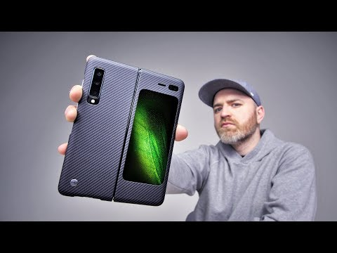 samsung galaxy fold what about cases